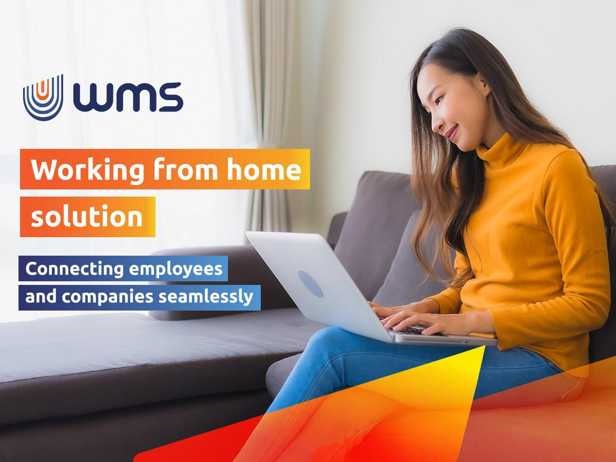 working from home solutions by elabram