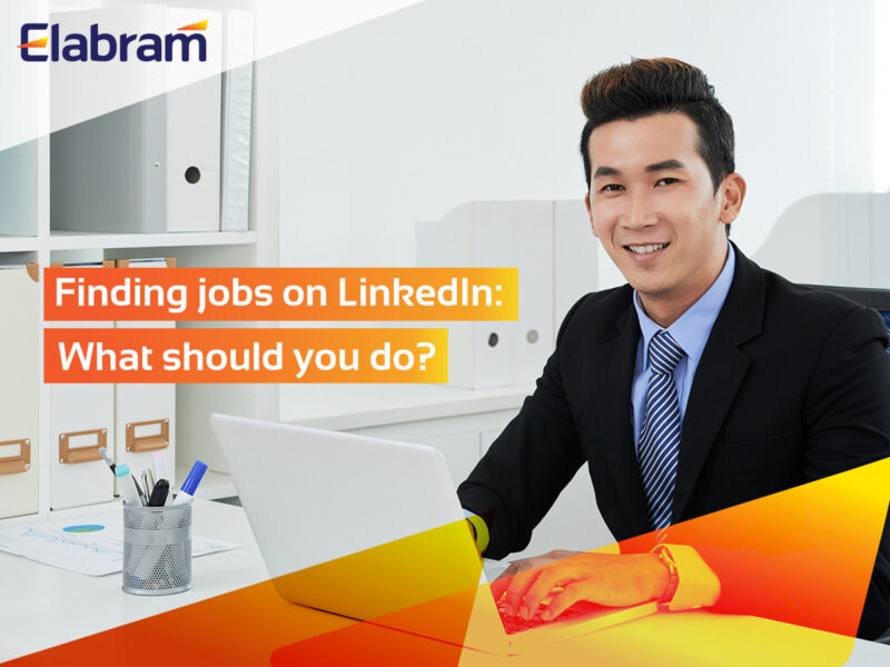 Finding jobs on LinkedIn, what should you do?