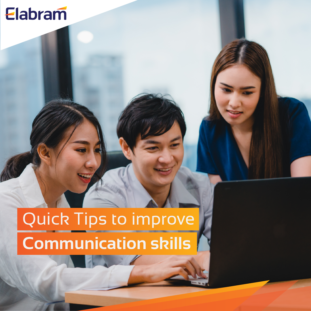 Quick Tips to Improve Communication Skills