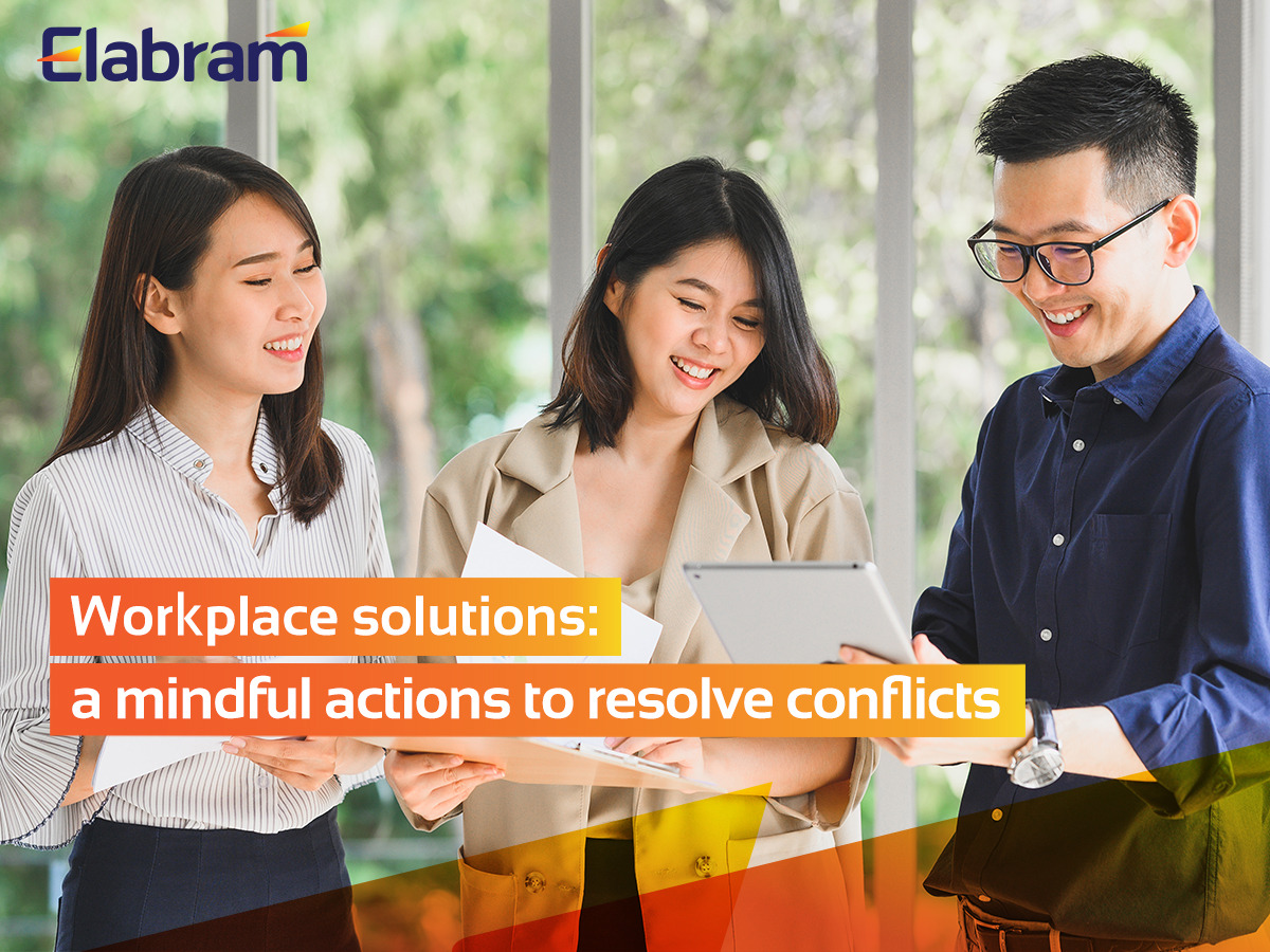 mindful way to resolve conflicts