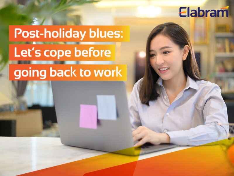 Post Holiday Blues: Let's Cope Before Back To Work
