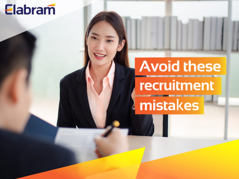 Recruitment Mistakes We Should Avoid. Better Late Than Never!