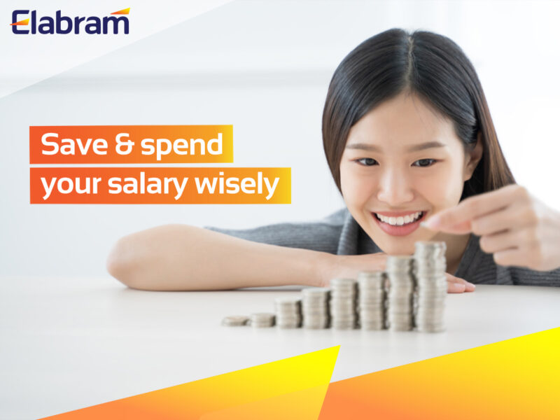 A Guide To Managing Salary. Let's Save And Spend Wisely!